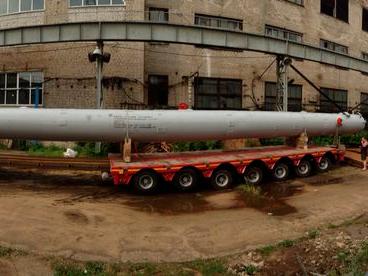Перевозка тяжелых негабаритных грузов