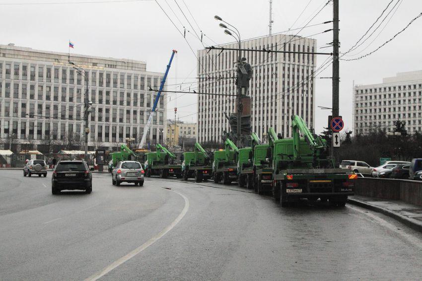 Стоимость эвакуации в Москве не изменится в 2015 году