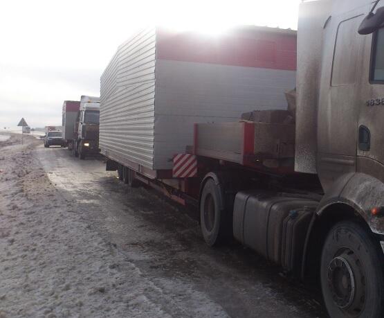 Перевозка Блочных котельных в Московскую область