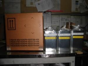 Перевозка опасных грузов авиа транспортом фото 1
