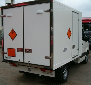 Перевозка грузов ADR Автомобильным транспортом фото 2