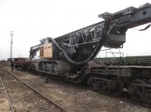 Перевозка крупногабаритных и тяжеловесных грузов ЖД транспортом фото 2